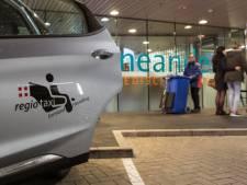 Vervoerder waarschuwt: regiotaxi in Eemland-Heuvelrug dreigt vol te raken