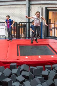 We-Jump in Helmond: 'Vervangen schuimkuil zou flink wat kosten'