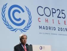 """Charles Michel à la COP 25: """"Nous serons les champions de la transition verte"""""""