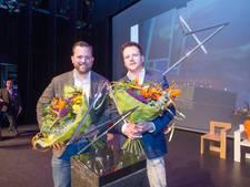 Willem Neutkens en Bart Theuws uit Westerhoven weer in de prijzen
