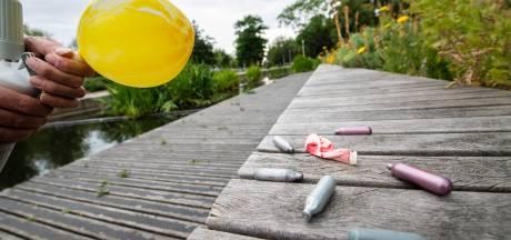 Apeldoorn bezorgd over toename gebruik van lachgas onder jongeren: voorlichting in groepen 7 en 8
