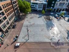Dure mozaïekvloer Vredenburg wordt niet helderder: vijf keer per jaar sopje nodig