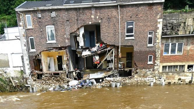 """Weinig hoop op overlevenden in Pepinster: """"Hulpkreten onder puin kwamen wellicht van kinderen in de buurt"""""""