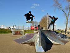Groeven waar je in blijft haken: skatebaan De Sluis is hard toe aan een opknapbeurt