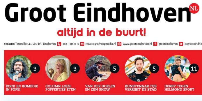 Weekblad Groot Eindhoven