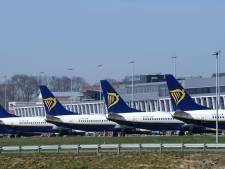Coronavirus: deux vols annulés dimanche à l'aéroport de Charleroi