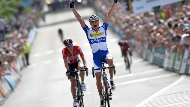 Geen Boonen, Roelandts of Van Avermaet, wel Van Hecke is Belgisch kampioen