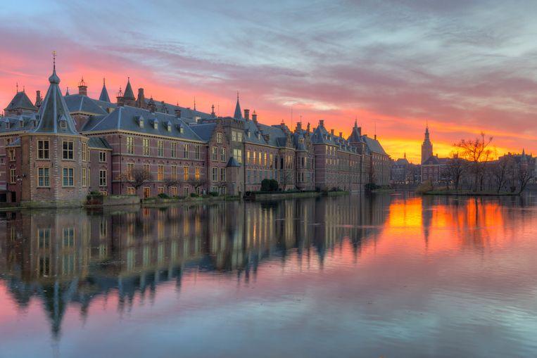 Het Binnenhof. Beeld Getty
