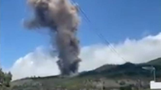 Éruption d'un volcan aux Canaries: entre 5.000 et 10.000 personnes vont être évacuées