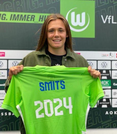 Rosmalense Joëlle Smits van PSV na dit seizoen naar VfL Wolfsburg
