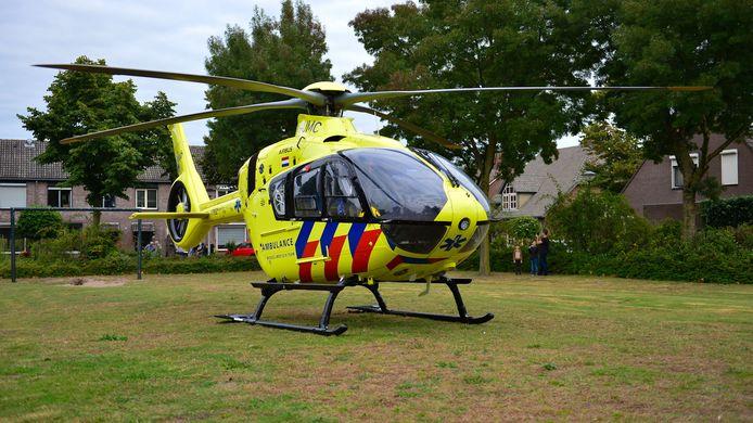 Jongen gewond na ongeluk met vuurwerk in Helmond.
