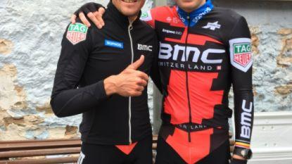 """Van Avermaet wint met BMC ploegentijdrit in Valencia, maar krijgt geen leiderstrui: """"Toch blij, want alles loopt zoals het moet"""""""
