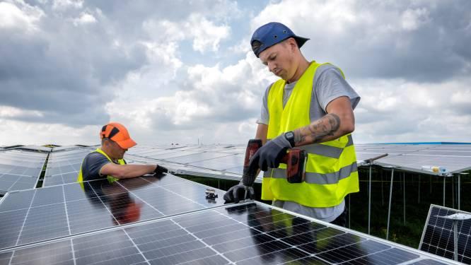 Zonneparken in Meierijstad zitten voor vijf jaar 'op slot'