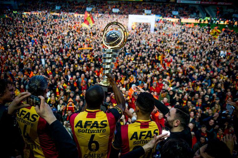 KV Mechelen. Beeld BELGA