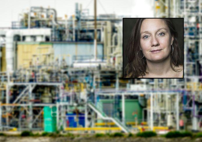 Suzanne Kröger van GroenLinks nam het initiatief tot de motie.