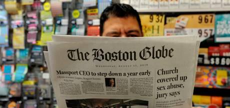 Zo'n 300 Amerikaanse kranten ballen samen vuist tegen anti-pershouding Trump