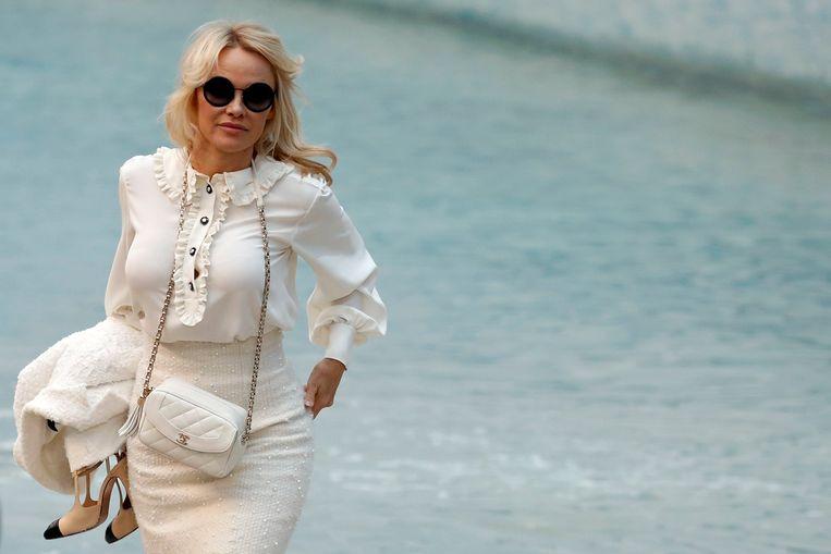 Pamela Anderson. Beeld EPA