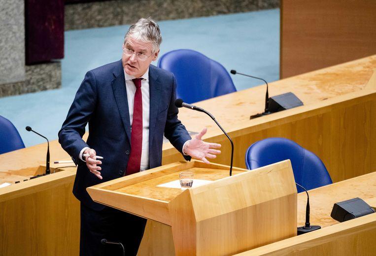 Minister Arie Slob voor Basis- en Voortgezet Onderwijs.  Beeld ANP