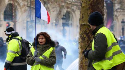 Manifestaties gele hesjes verboden op Champs-Elysées op oudejaarsavond