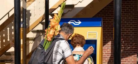 Extra treinen en bussen tijdens Vierdaagse goed gebruikt