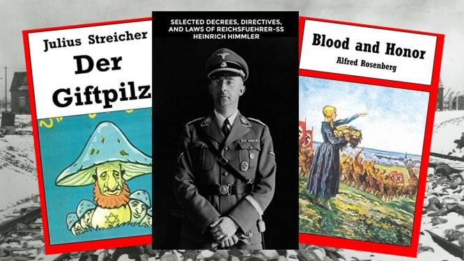 Amazon onder vuur voor verkoop boeken met nazipropaganda