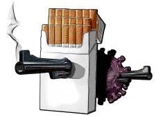 Ziekenhuisbaas hekelt 'absurd' antirookbeleid: 'Roken kost meer levens dan corona'