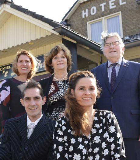 Koninklijke predicaat Hofleverancier voor Oldenzaals hotel Het Landhuis