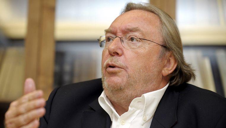 Jean-Claude Van Cauwenberghe. Beeld BELGA