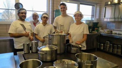 Keukenteam woonzorgcentrum Sint-Pieter opnieuw bekroond