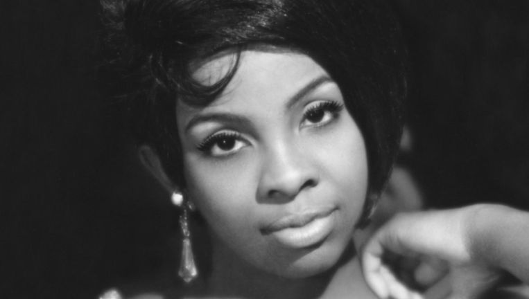 Gladys Knight in 1968 Beeld getty