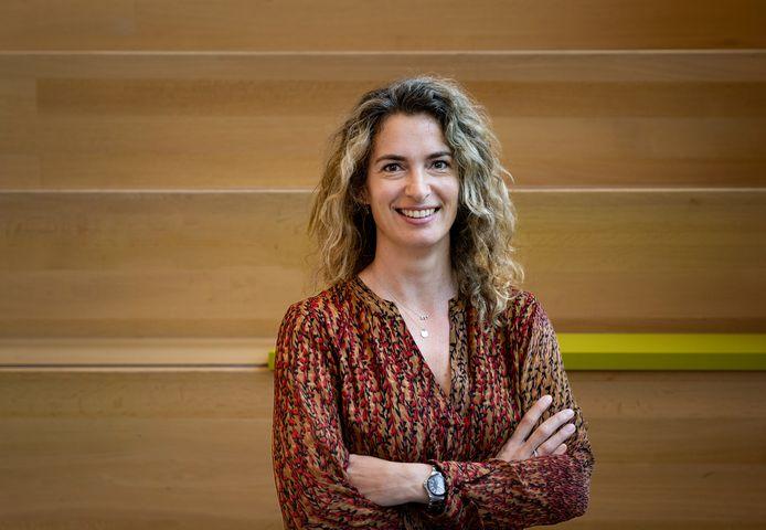 Marjolein Janssen is genomineerd voor de titel Vitaliteitsmanager van het jaar.