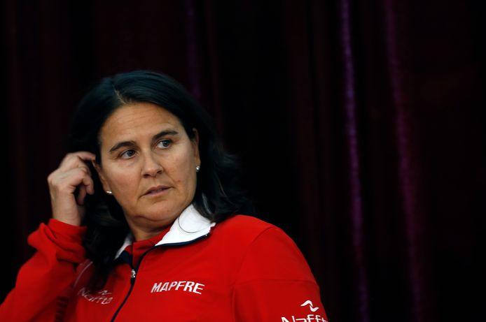 Conchita Martinez.