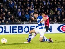 Wissels De Graafschap oefenen in Bottrop tegen O23-team Schalke 04