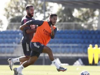 Zie wie we daar hebben: Eden Hazard in selectie Real Madrid. Vanavond ook zijn rentree?