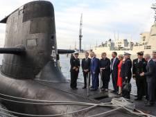Frankrijk: relaties binnen NAVO onder druk na duikbootaffaire