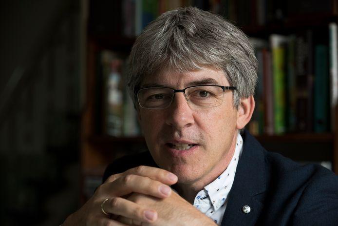 Hans van Vliet hoofd van het Rijksvaccinatieprogramma.