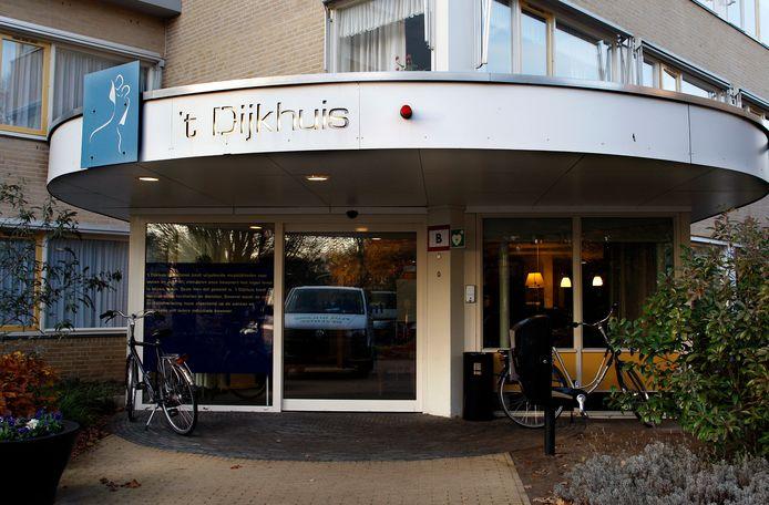 't Dijkhuis in Bathmen is door de corona-crisis van de buitenwereld afgesloten.