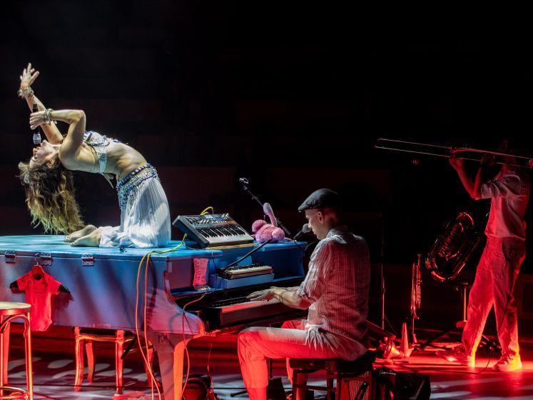 De cabaretier, de dj of de pianist; zij kregen nada noppes