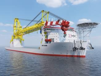 """Jan De Nul bouwt mee aan offshore windmolenparken in Noord-Duitsland: """"Stroom opwekken voor 1,2 miljoen Duitse gezinnen"""""""