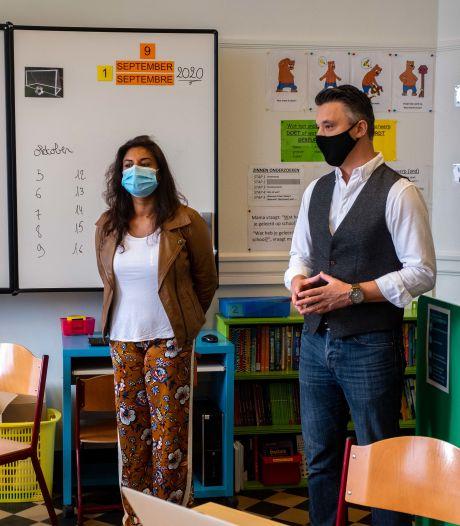 Stad Antwerpen biedt extra ondersteuning aan leerlingen vanwege de coronacrisis