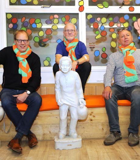 Kruikenzeiker van beton vindt 111 keer zijn weg: Tilburgs carnaval spekt de kas