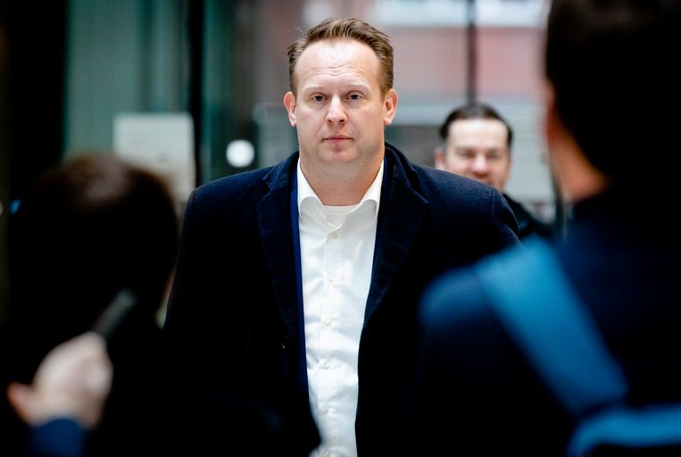 Pieter Heerma. Beeld ANP - Sem van der Wal