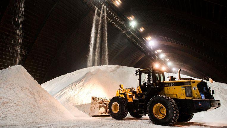 Nouryon is onder meer verantwoordelijk voor ze zoutwinning die voorheen deel uitmaakte van Akzo Beeld anp