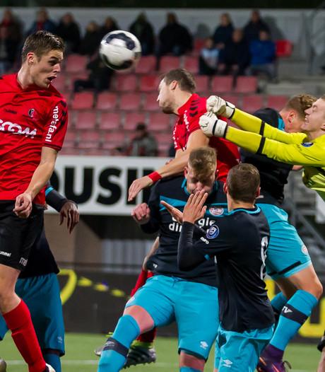 Jong PSV krijgt dolend  Helmond Sport op bezoek