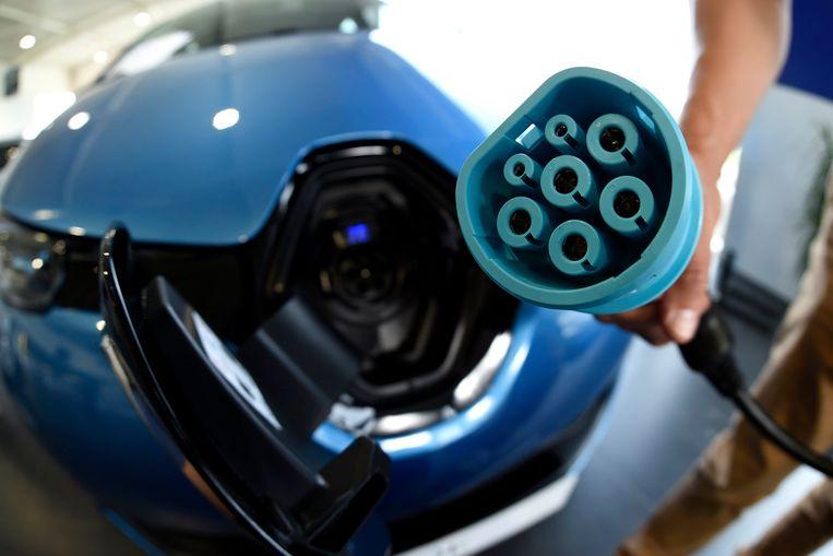 Vlaamse Doelstelling Van 7 5 Procent Elektrische Wagens In 2020 Is