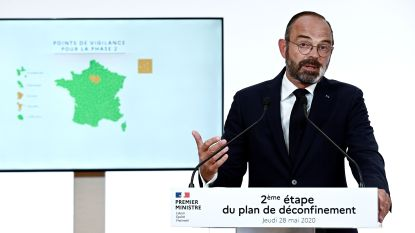 """Op reis in Frankrijk? Premier wil grenzen openen """"vanaf 15 juni"""" maar wacht op Europese richtlijnen"""