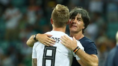 LIVE. Wereldkampioen Frankrijk langszij tegen Duitsland na knappe kopslag Griezmann