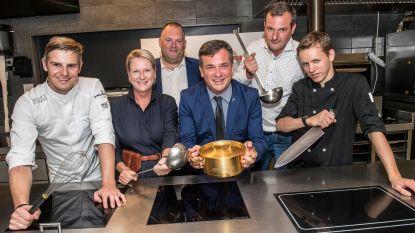 Burgemeesters strijden om Gouden Kookpot