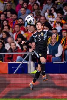 Tagliafico met Argentinië naar het WK, Icardi kan op vakantie