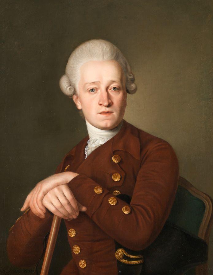 Christian Kollonitsch,  Graaf Lamberg-Sprinzenstein, 1770. Foto Akademie der bildenden Künste